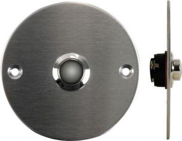 Velleman - Dørklokke ringetryk - Rustfri stål