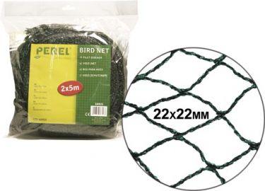 PEREL - Fuglenet / Jordbærnet / bærnet 2x5m