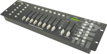 STX-95 Dj pult med dobbelt CD/USB/MP3-afpsiller og indbygget 2-kanals mixer med EQ og crossfader