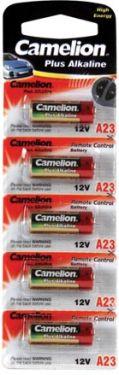 Camelion - Camelion - Alkaline LR23/GP23/V23 bat. 12V / 33mAh (5 stk.)