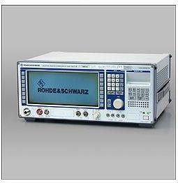 Brugt R&S®CMD53 Digital Radiocommunication Tester