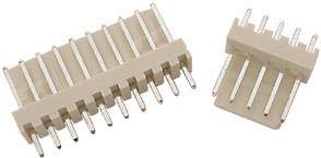 Molex - 2 pol han 2,54mm benafstand