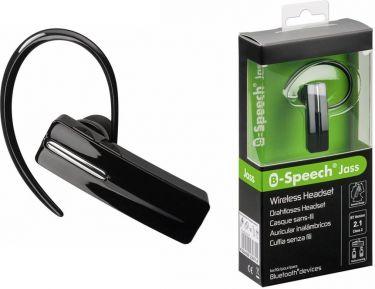 """B-Speech - B-Speech - """"JASS"""" Bluetooth headset m. multiconnect"""