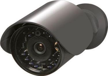 Farve projektilkamera - 15m IR, 600 TV linjer (IP67)
