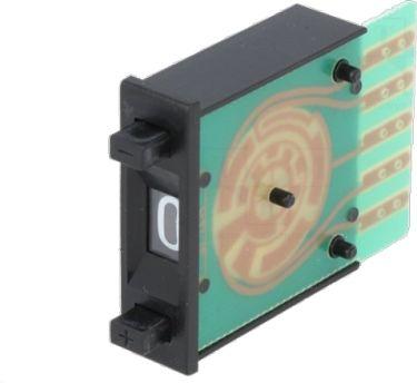 Fingerhjulsomskifter - 10 positioner, DEC/BCD (46 x 10mm)