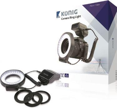 KÖNIG - LED kamera lys