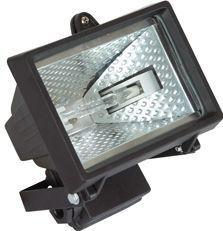 Frontglas til halogen arbejdslampe (90 x 133mm)