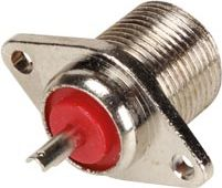UHF(PL-259) chassisfatning - SO239