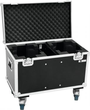 Roadinger Flightcase 2x TMH FE-1800