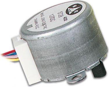 Mini DC stepmotor - 12Vdc / 32mA 5,62° (1/64) (ST28)