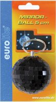 Eurolite Mirror Ball 5cm black