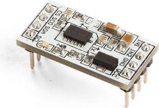 Velleman - 3-akse accelerometer sensor modul til Arduino® (MMA7455)