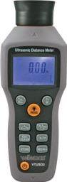 Velleman - Ultralyds afstandsmåler m. lasersigte