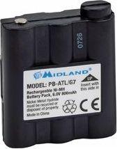 MIDLAND - MIDLAND - PB-ATL/G7 batterimodul til Atlantic/G7/G9