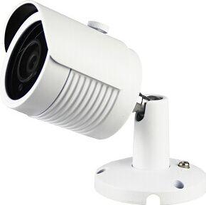 HD-TVI/CVI/AHD projektilkamera - 1080P, 30m IR natlys (IP66)