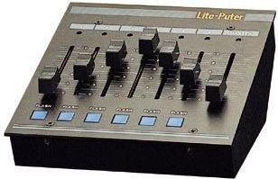 Lite-Puter - LPTC601 Lysdæmper styremodul