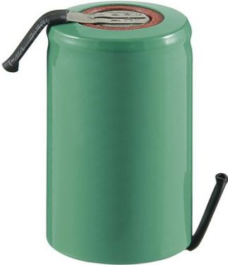 GOOBAY - NiMH 4/5 SUB-C batteri 1,2V / 2200mAh loddeflige (Ø23x34mm)
