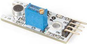 Velleman - Lyd sensormodul til Arduino