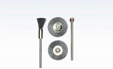 PROXXON - Stålbørster 22 mm 5 stk.