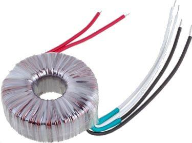 Ringkernetrafo - 100VA 2 x 12V / 2 x 4,16A
