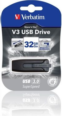 Verbatim - USB 3.0 pendrive - Superspeed USB stik, 32GB