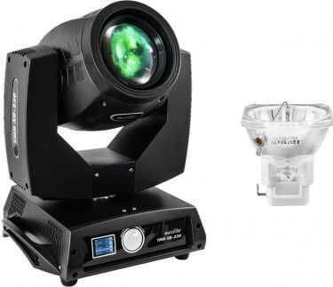 Eurolite Set TMH XB-230 Moving-Head-Beam + OSD 7