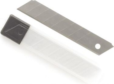 PEREL - Blade til hobbykniv - 18mm bladprofil (10 stk.)