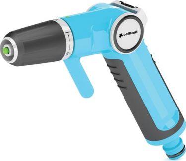 Cellfast - Spule-/brusepistol til vandslange - ERGO, m. regulering