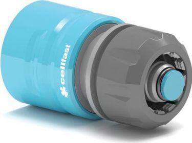 """Cellfast - Vandslangekobling m. stop - Ideal Line™ PLUS, 1/2"""" til 5/8"""""""