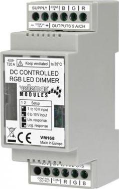 Velleman - 0 - 10V RGB LED dæmber