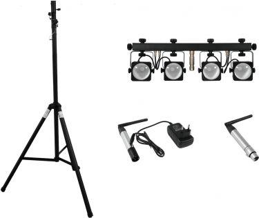 Eurolite Set LED KLS-50 + transmitter + receiver + STV-40-WOT