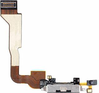 Dock connector + ladeport flexkabel til iphone 4