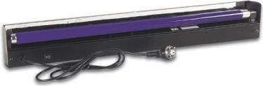 HQ Power - UV sortlysarmatur - 40W, 120cm lysrør medfølger