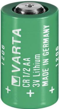 VARTA - Varta - CR1/2AA Lithium batteri, 3V / 950mAh (CR14250)
