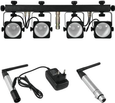 Eurolite Set LED KLS-50 + transmitter + receiver