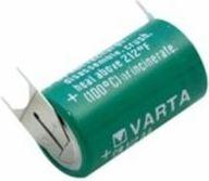 VARTA - Varta - CR1/2AA Lithium batteri m. printben, 3V / 950mAh