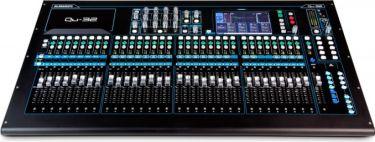 A&H Qu 32 Chrome digital mixer 32 Mic & 3 stereo input