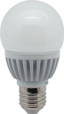 VelLight - E27 LED pære - 230V / 6W, Neutral hvid (30000h 4200K 280lm)