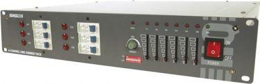 HQ Power - 6 kanal DMX lysdæmpermodul (6 x 10A)