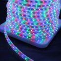 LED Lyskæde kraftig Ø13mm / 50m, multicolor (også godkendt til brug udendørs, IP44)