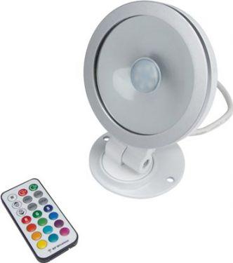 PEREL - LED facadespot - 20W, RGB (IP65)
