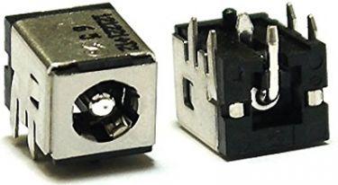 Notebook DC bøsning - 5,5 x 2,5mm (Medion Erazer m.fl.)