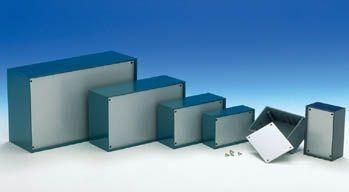 TEKO kabinetter - TEKO kabinet P1 - Blå (55x85x36mm)