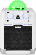 SBS50W Party Speaker RGB LED Ball White