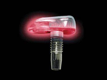 Sprinklersæt - Med 12VDC rød LED-lys (2 stk.)