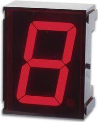 Velleman - MK153 - JUMBO enkelt ciffer ur