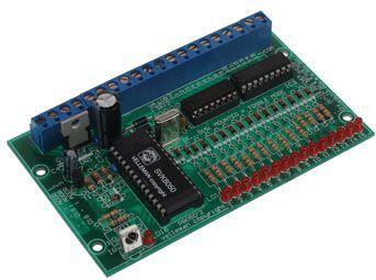 Velleman - VM122 - 15-kanal IR fjernbetjenings modtager