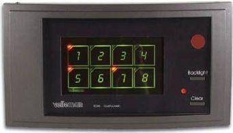 Velleman - K8046 - Brugerdefineret 8-kanal trykknap panel