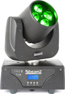 Razor500 Moving Head with Rotating Lenses