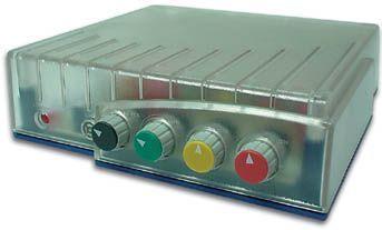 Velleman - K8017 - 3 kanal lysshow, mikrofonstyret, maks. 600W